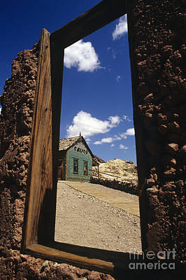 Photograph - Calico Ghost Town by Jim Corwin