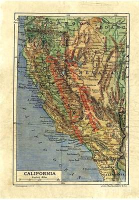 California 1906 Original