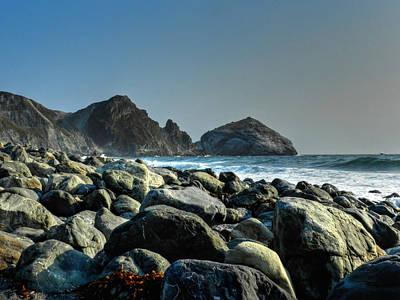 Photograph - California - Big Sur 012 by Lance Vaughn