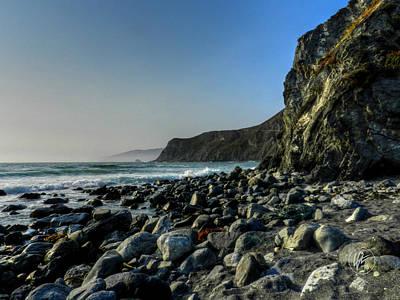 Photograph - California - Big Sur 014 by Lance Vaughn