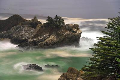 Photograph - California Coast by Dustin  LeFevre