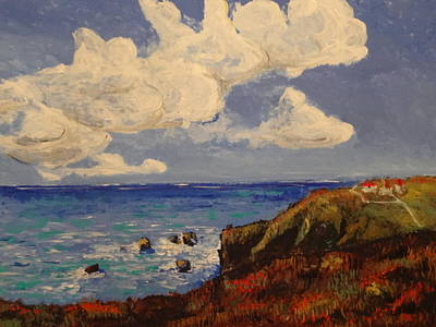 California Coast Art Print by Paul Benson