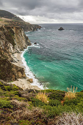 Photograph - California Coast by Pierre Leclerc Photography