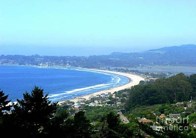 Photograph - California. Coastline by Ausra Huntington nee Paulauskaite
