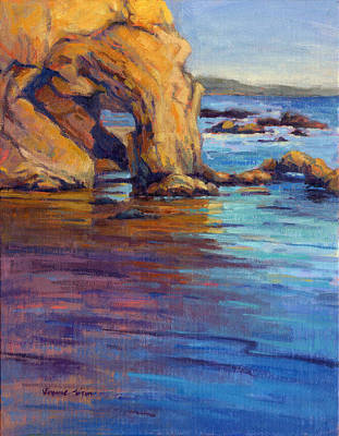 Painting - California Cruising 6 / El Matador by Konnie Kim