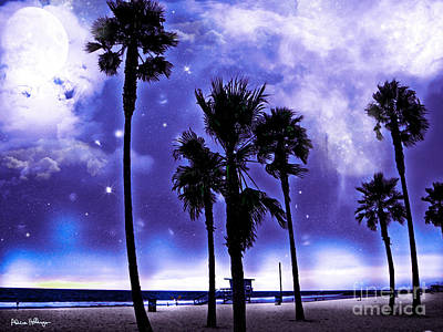 California Dreamin Art Print by Alicia Hollinger