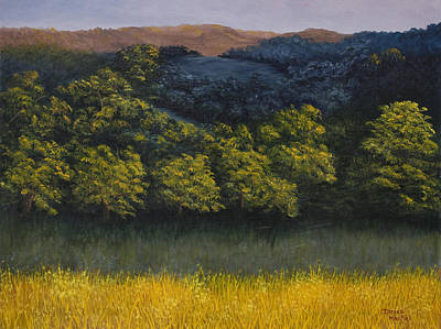 Painting - California Foothills by Darice Machel McGuire