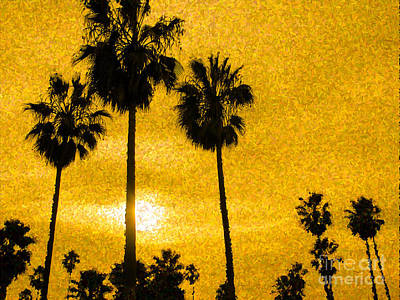 Photograph - California Gold by Kip Krause