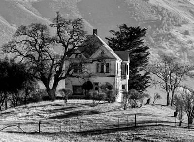 Photograph - California Gothic by Kandy Hurley