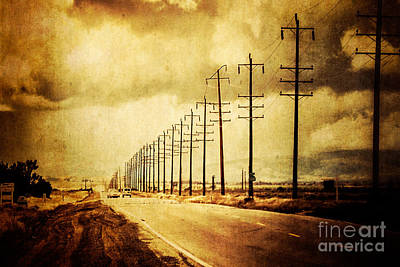 Photograph - California Highway by Pam Vick