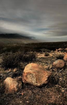 Photograph - California Landscape by Jim Vance