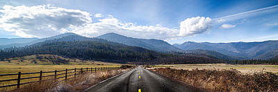 Photograph - California Ride by Digiblocks Photography