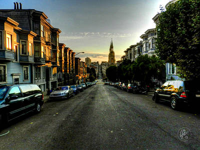 Photograph - California - San Francisco 007 by Lance Vaughn