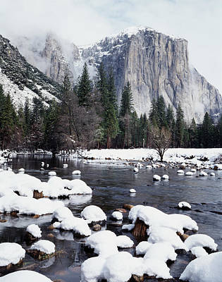 Large Format Photograph - California, Sierra Nevada Mountains by Christopher Talbot Frank