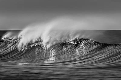 Photograph - California Wave  73a2322 by David Orias
