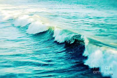 California Wave Art Print