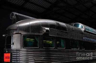 California Zephyr Art Print by Andres LaBrada