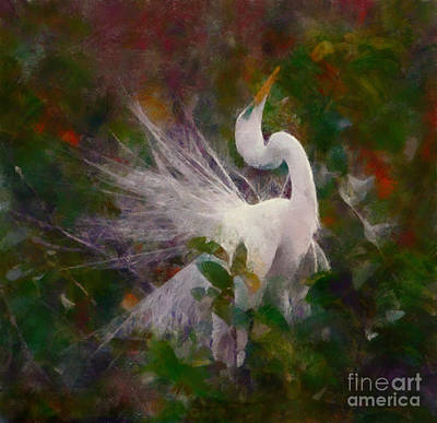 Painting - Call Of Spring by Scott B Bennett