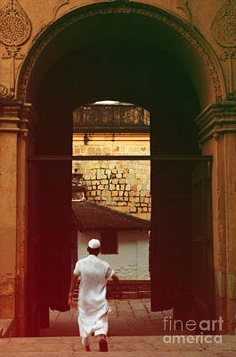 Art Print featuring the photograph Call To Prayer by Mini Arora
