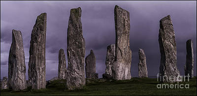 Photograph - Callanish Stone Circle by George Hodlin