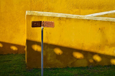 Skiphunt Photograph - Calle 33 by Skip Hunt