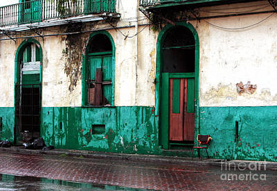 Photograph - Calles De Panama by John Rizzuto