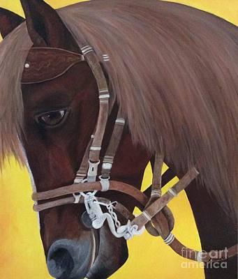 Painting - Callie by Lisa Bentley