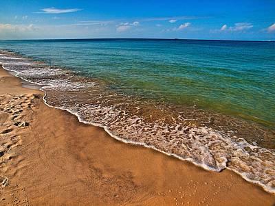 Panama City Beach Photograph - Calling You by Laura Ragland