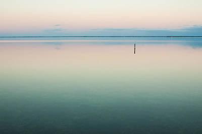 Calm As Is Art Print by Jurgen Lorenzen