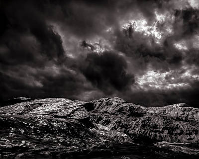 Photograph - Calm Before The Storm by Bob Orsillo