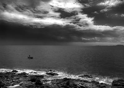 Photograph - Calm Before The Storm by Ed Pettitt