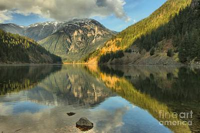 Photograph - Calm Before The Winter Storms by Adam Jewell