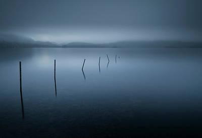 Mystical Photograph - Calm by David Ahern