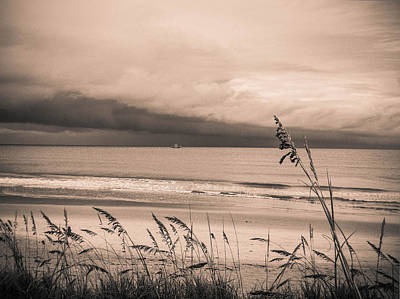 Photograph - Calm Drama by Christy Usilton