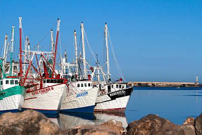 Photograph - Calm Harbor by Robert Bascelli