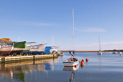 Photograph - Calm Harbour by Mick House