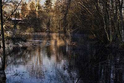 Photograph - Calm Morning by Ron Roberts