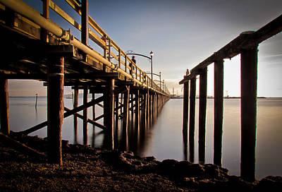 Photograph - Calm Ocean by Eva Kondzialkiewicz