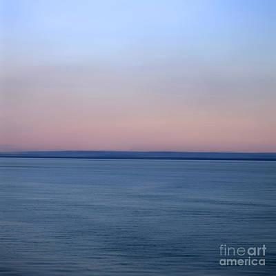Calm Sea Art Print by Bernard Jaubert