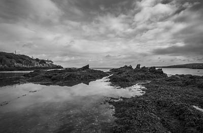Photograph - Calm Sea by Ian Mitchell