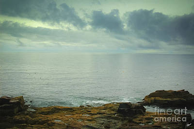 Photograph - Calm Seas by Alana Ranney