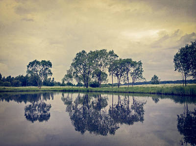 Photograph - Calm Summer Day by Ari Salmela