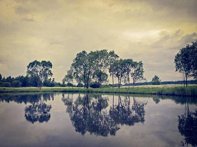 Photograph - Calm Summer Day by Ari Salmela