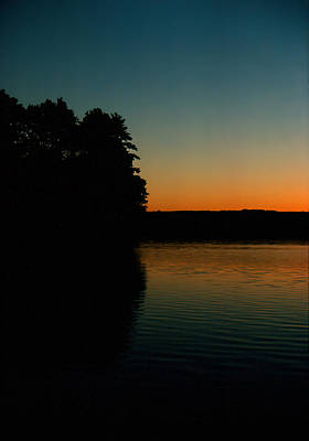 Photograph - Calm Sunrise by Ben Kotyuk
