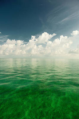 Exuma Photograph - Calm Water by Michele Westmorland