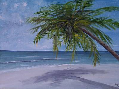 Painting - Calm Waters by Debbie Baker