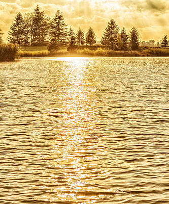Photograph - Calming Influences by Garvin Hunter
