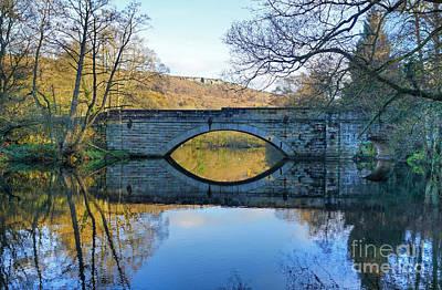Photograph - Calver Bridge by David Birchall