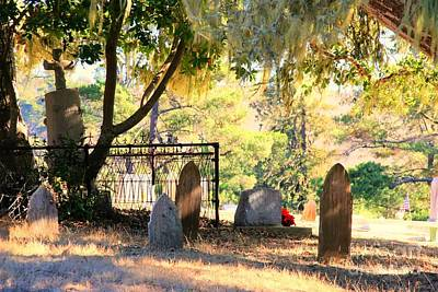 Its A Piece Of Cake - Cambria CA 1870 Cemetery by Tap On Photo