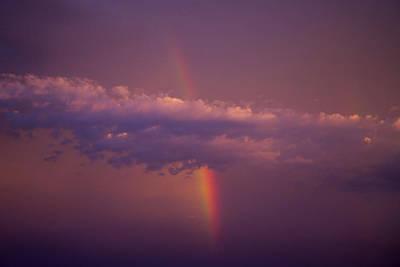 Camelback Sky Rainbow Original by Cathy Franklin